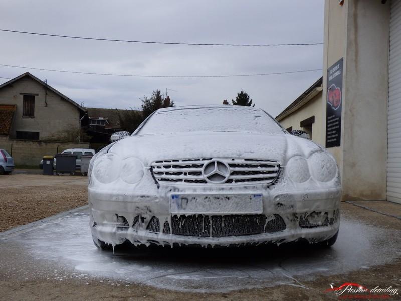 [Rénovation, esthétique, detailing autos] mercedes SL 55AMG Qka3rz