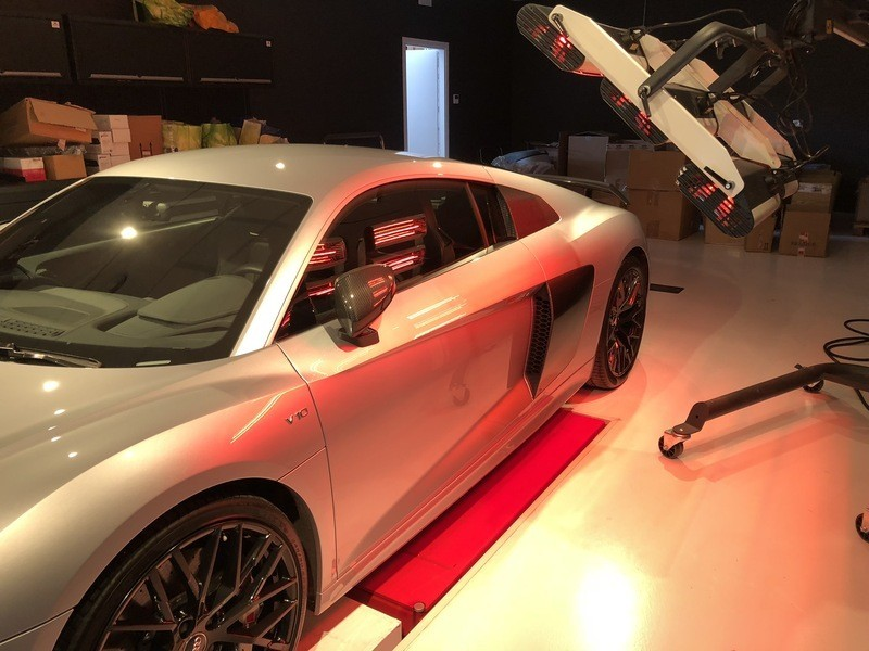 Admin&Brother vs Audi R8 V10 Szph1g