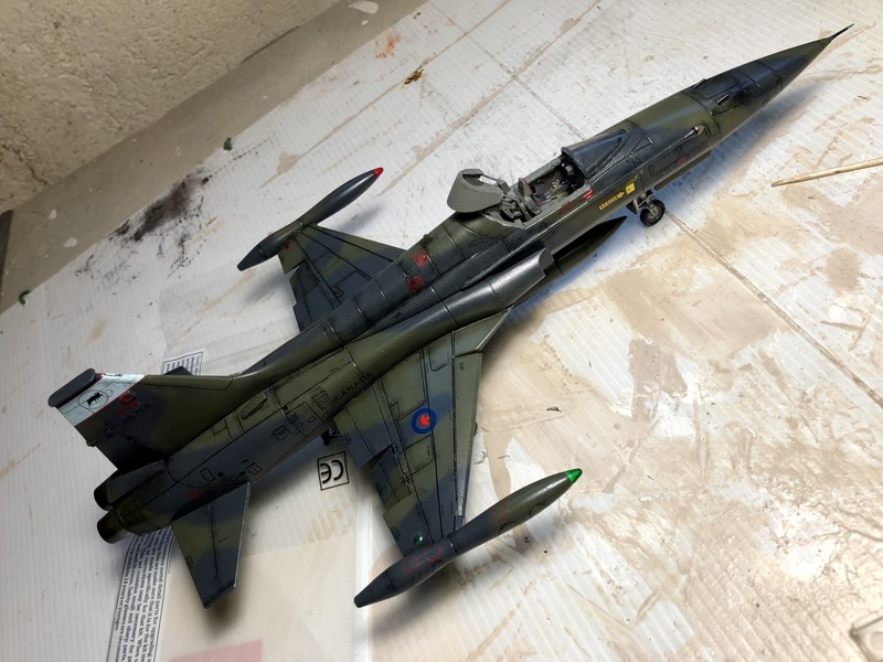 tiger - CF-5A TIGER HOBBIES 1/48 U8Z5f0