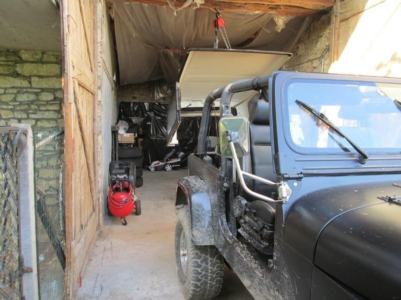 Qu'avez vous fait pour/avec/dans votre jeep aujourd'hui? ZP862E