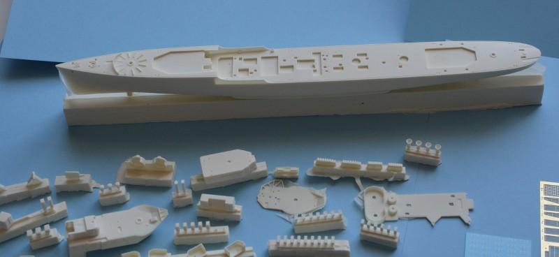 USS FARRAGUT DD-348 au 1/350 de chez BLACK CAT MODELS EadRmL