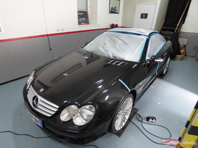 [Rénovation, esthétique, detailing autos] mercedes SL 55AMG Fwvsl0