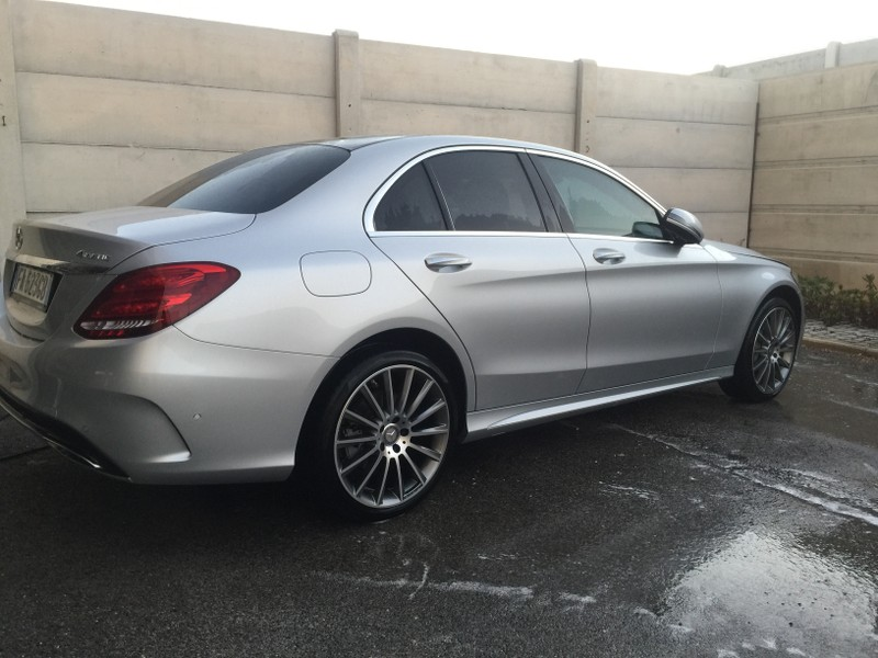 Admin Vs Mercedes C400 4 Matic Gtechniq Crystal Serum Black HUoizm