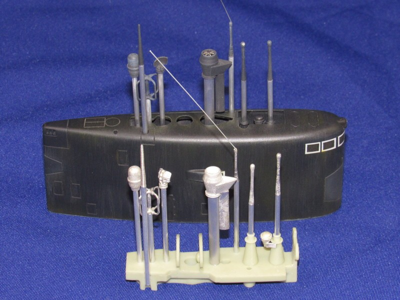 assembling the SWM 1/96 KILO JW8fXA