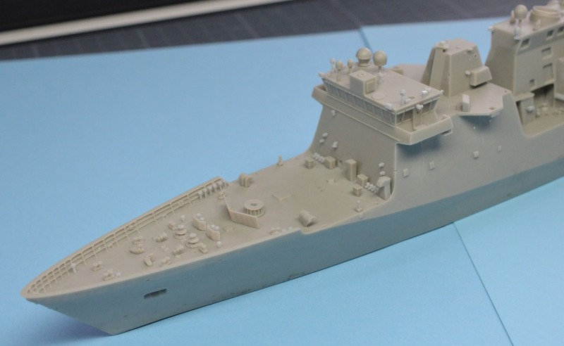 USCGS BERTHOLF 750 au 1/350 de chez Black Cat Model LO2syk