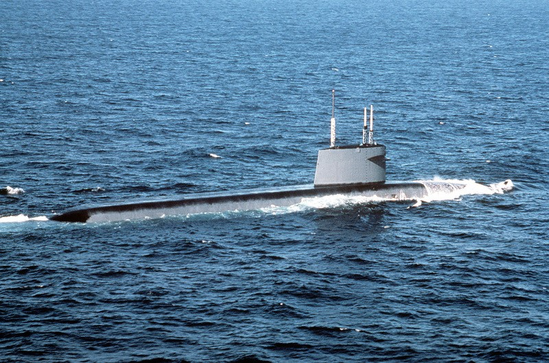 Assembling the excellent Scale Shipyards 1/96 SSBN, USS Daniel Webster LPKSVa