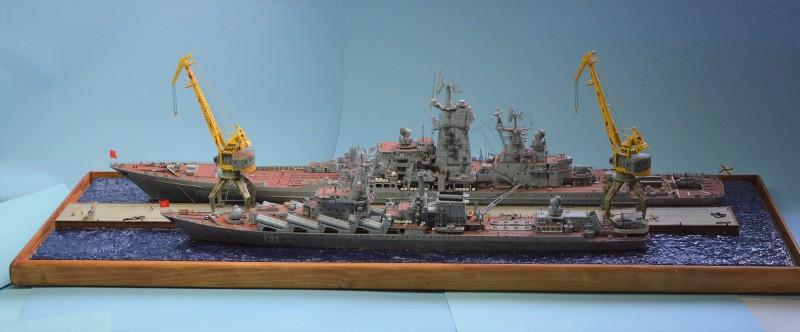 Diorama Class KIROV et Class SLAVA au 1/350 – Kit Trumpeter - Page 9 P1pK7W
