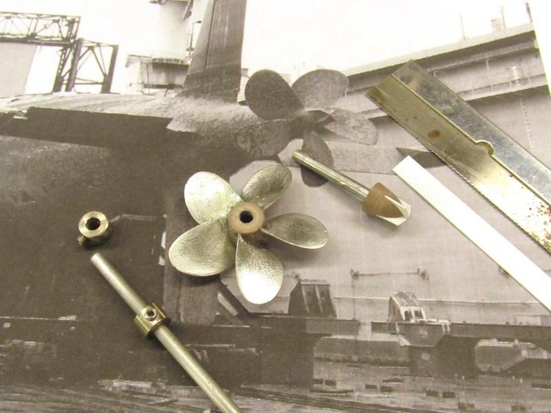 upgrading the SSY 1/96 ALFA kit WECp7l