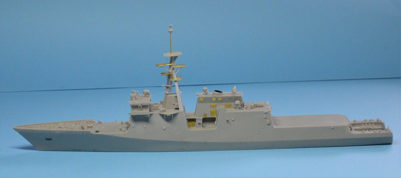 USCGS BERTHOLF 750 au 1/350 de chez Black Cat Model XV9ylu