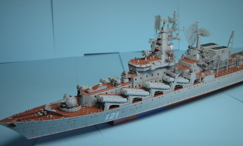 Diorama Class KIROV et Class SLAVA au 1/350 – Kit Trumpeter - Page 7 ZA2Fw6