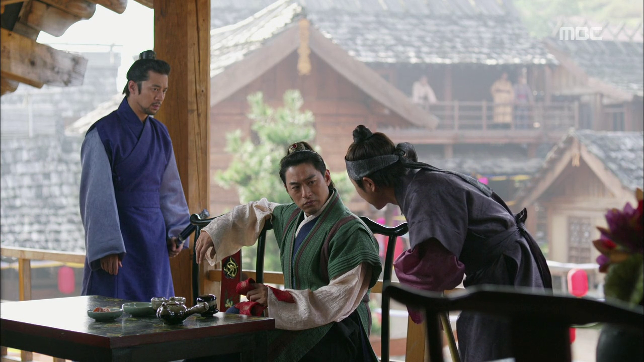Жожик, его величество Император Чу Чжин Мо ♛- 2 - Страница 5 Td4pzQ