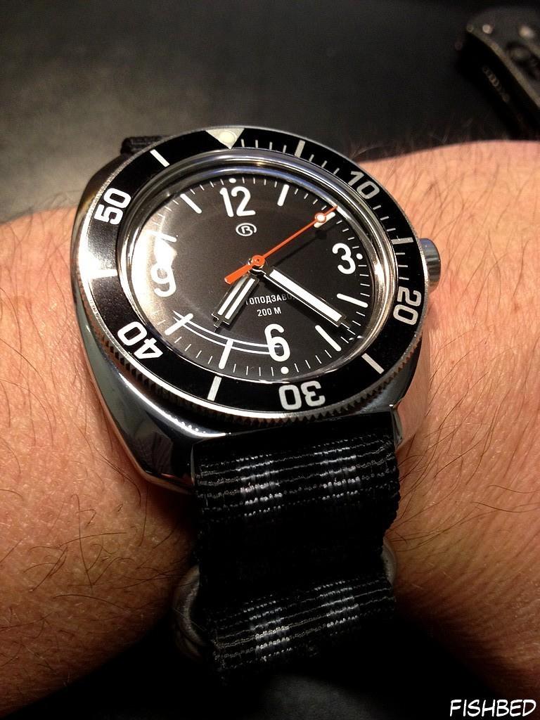 Vos montres russes customisées/modifiées Xosk