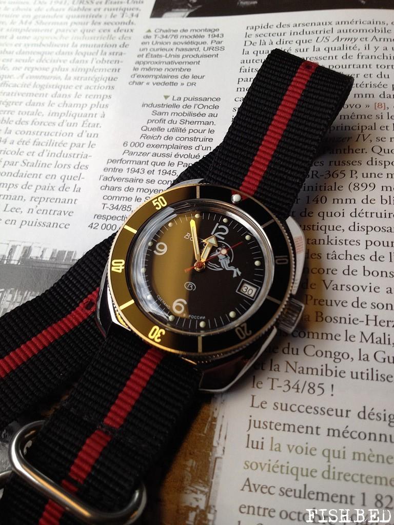 Vos montres russes customisées/modifiées Wf7s
