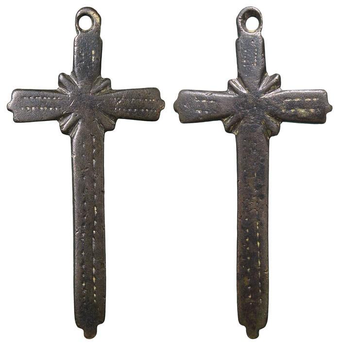 Cruz con pezuelos - CC086 K64MPP