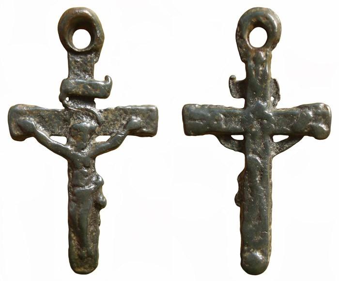 Crucifijo pequeño - MR(067) CC-011 STB21F