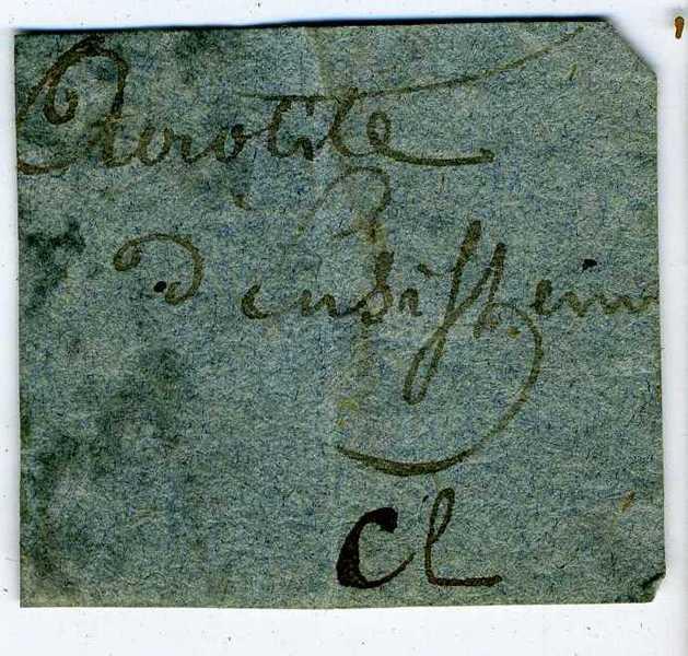 Vieille étique d'un morceau de la météorite d'Ensisheim. 0WQVoe