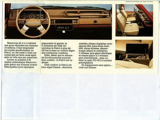 Besoin de votre avis , futur projet Nissan PATROL baroud G7TWS9