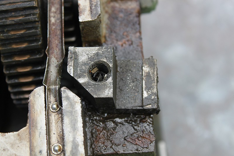 blocage du trainard tour h ernault batignolles [AC 280] JWB44X
