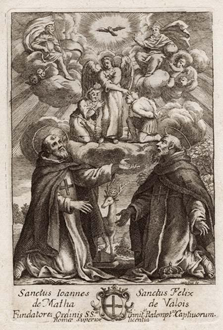 San Juan de Mata y San Felix de Valois / Nuestra Señora de las Virtudes - MR(429) EGvnQh