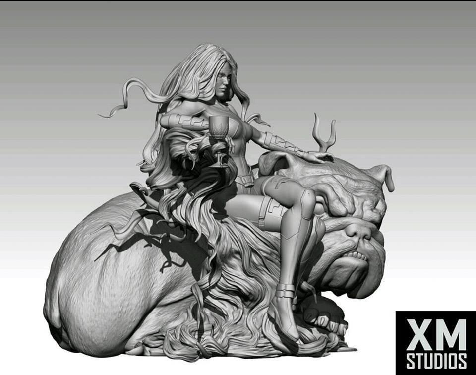 Premium Collectibles : Medusa MUb0gG