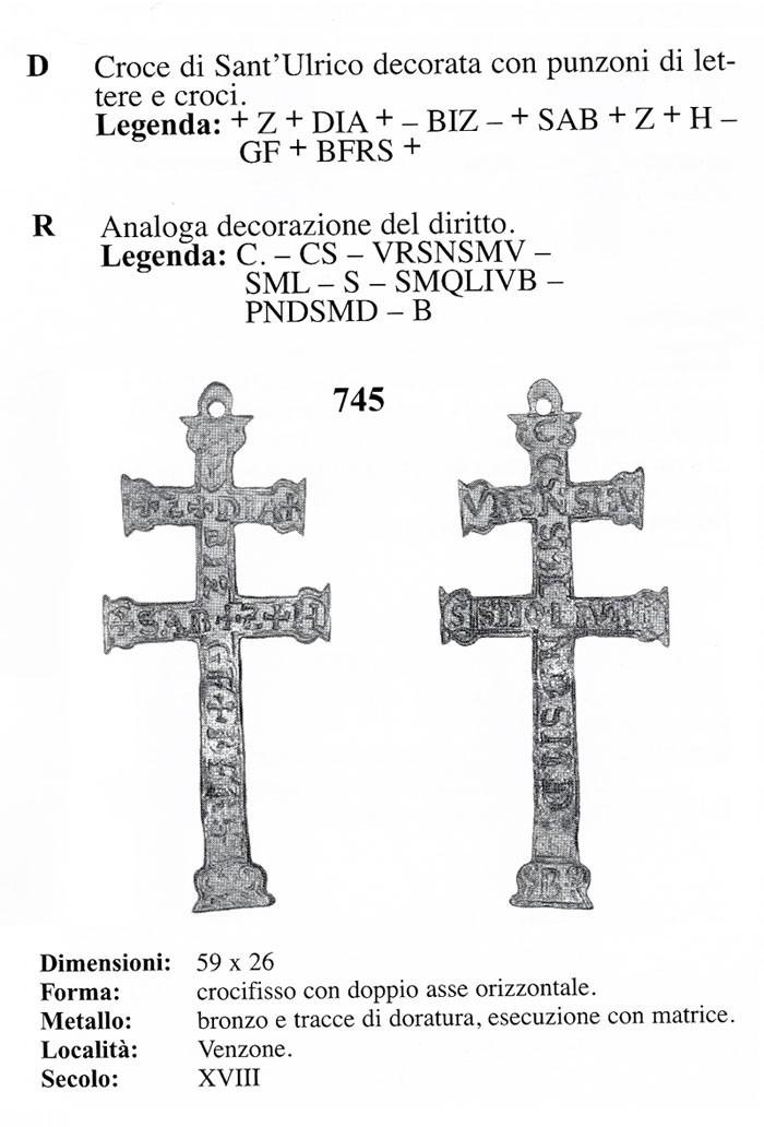 Cruz de Caravaca - CC-083 T9Fslz