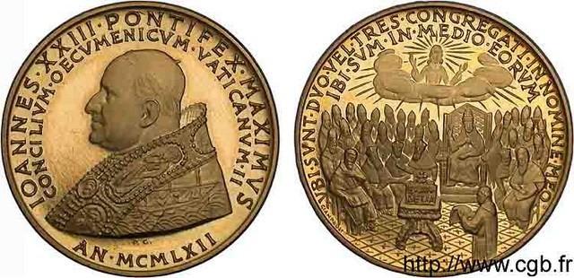 Dudas medalla Pablo VI. 1em1