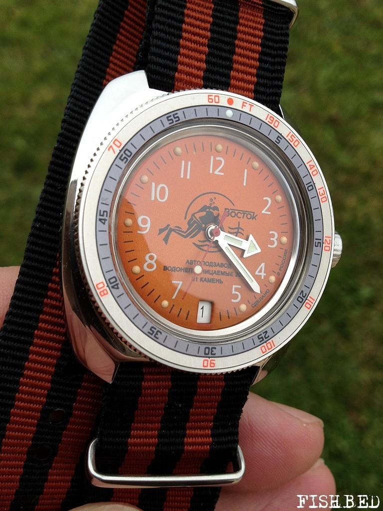 Vos montres russes customisées/modifiées Wl37