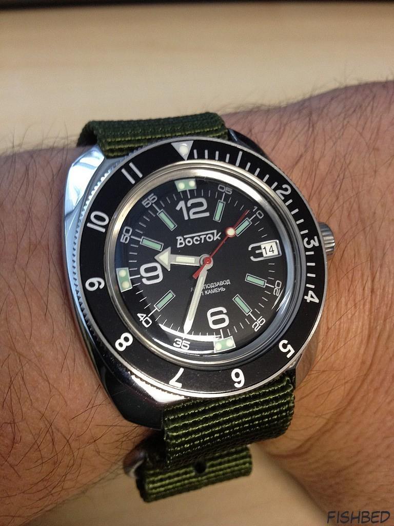 Vos montres russes customisées/modifiées Zgm4