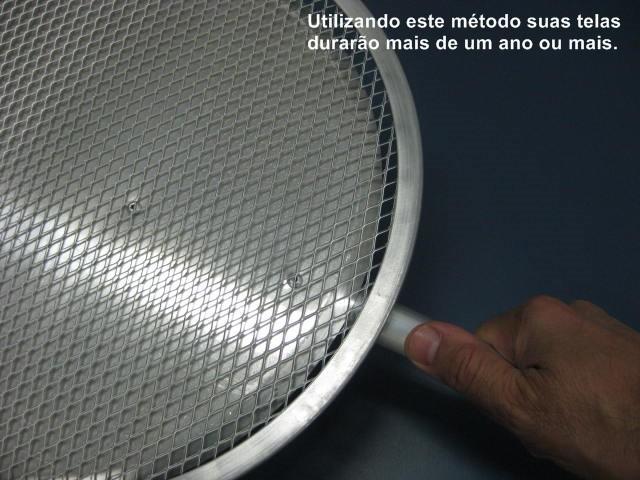 Dicas do Cheff Hassin. Como usar corretamente as telas de alumínio e obter mais tempo de uso. Ruoba