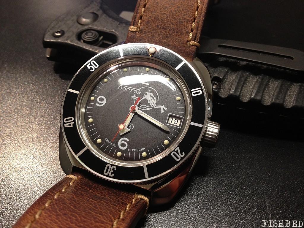 Vos montres russes customisées/modifiées 37qv