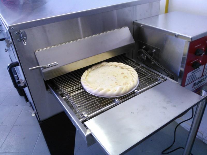 Tempos e velocidades usados em fornos esteira com excelentes resultados! 4nar