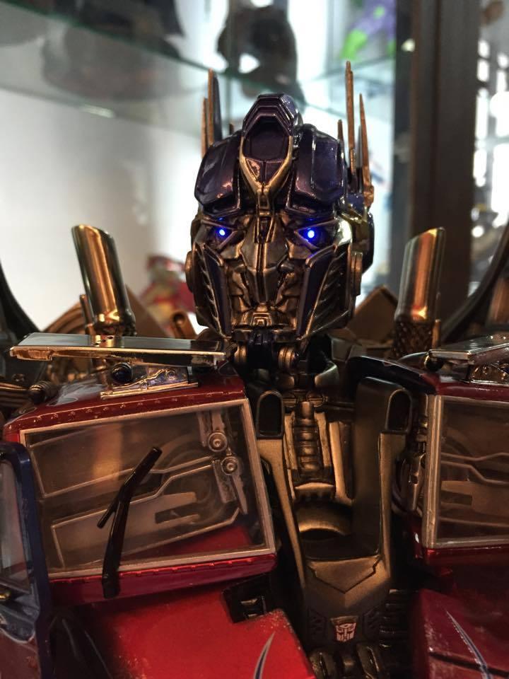 Transformers : DotM - Optimus Prime Statue PVftFf