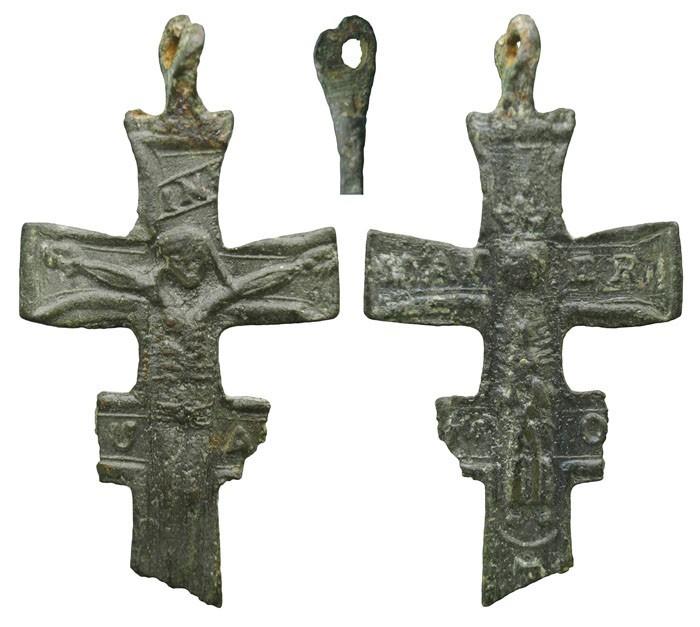 Cruz de caravaca ff S-XVII-pp S-XVIII ,  CC-029 74DJu5