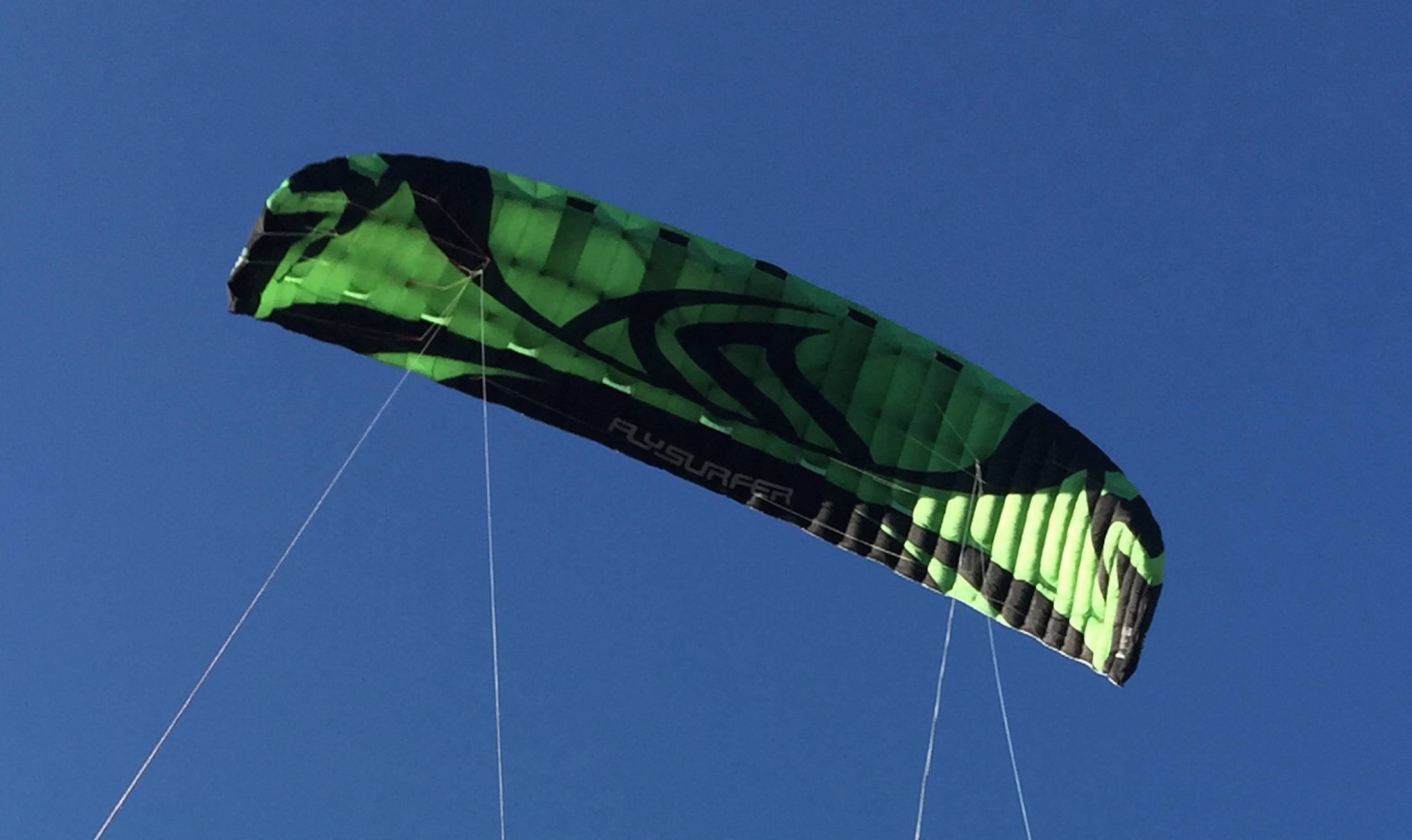 {VENDUE} Flysurfer speed3 green edition 19m2 700E XTRTZY