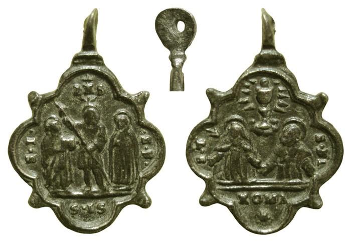 Algunas formas atípicas de medallas. 9zwZ0p