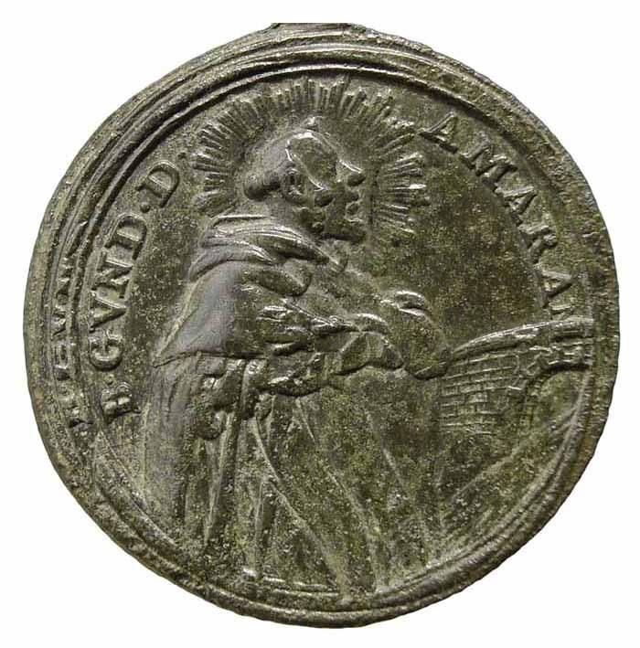 Beato Gonzalo de Amarante / Santo Domingo de Guzman - MR(431) (R.M. SXVIII-C97) C0EcdU