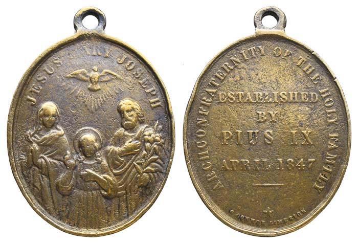 Sagrado Família / Inscripción - S.XIX 1GI4hF