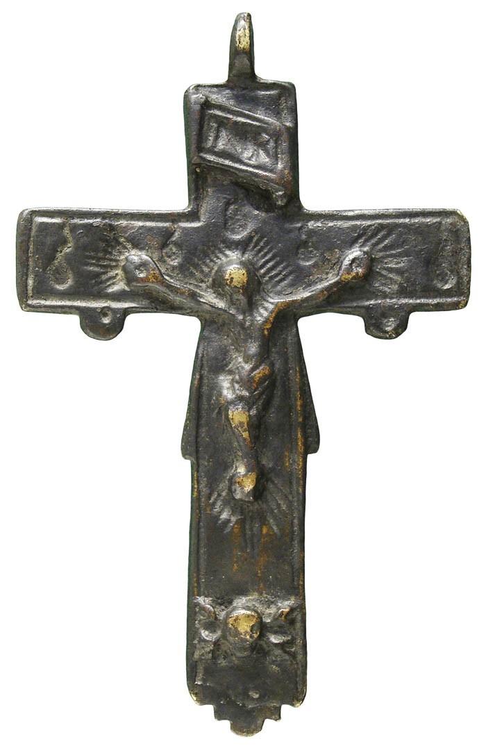 Crucifijo pectoral del Santuario de Liesse - CC092 Oba6Z8