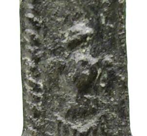 Crucifijo de rosario bifaz - CC093 AsIZ99
