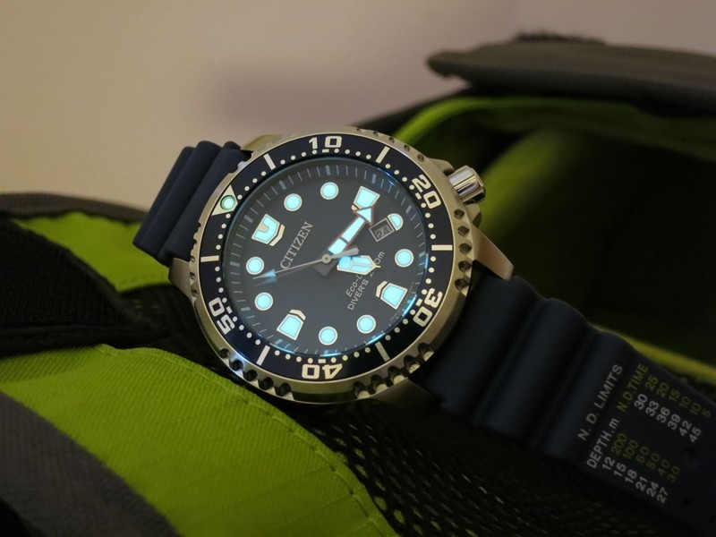 Citizen Promaster Professional Diver BN0151-09L  MBwuND