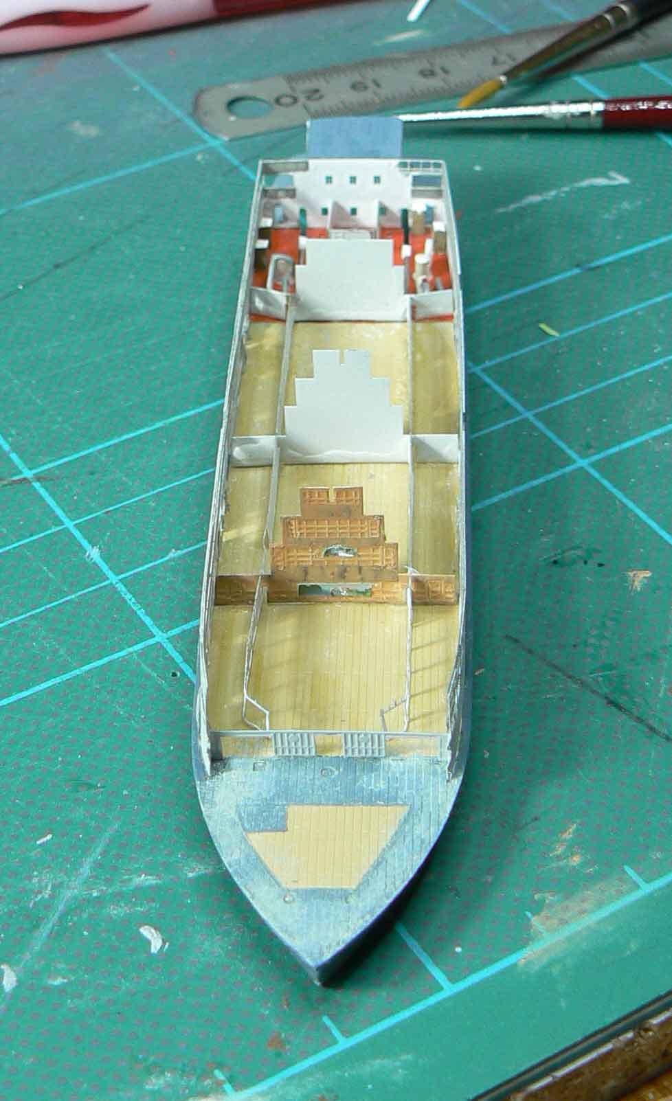 MARE ISLAND NAVAL SHIP YARD  1/700 BjbLR6