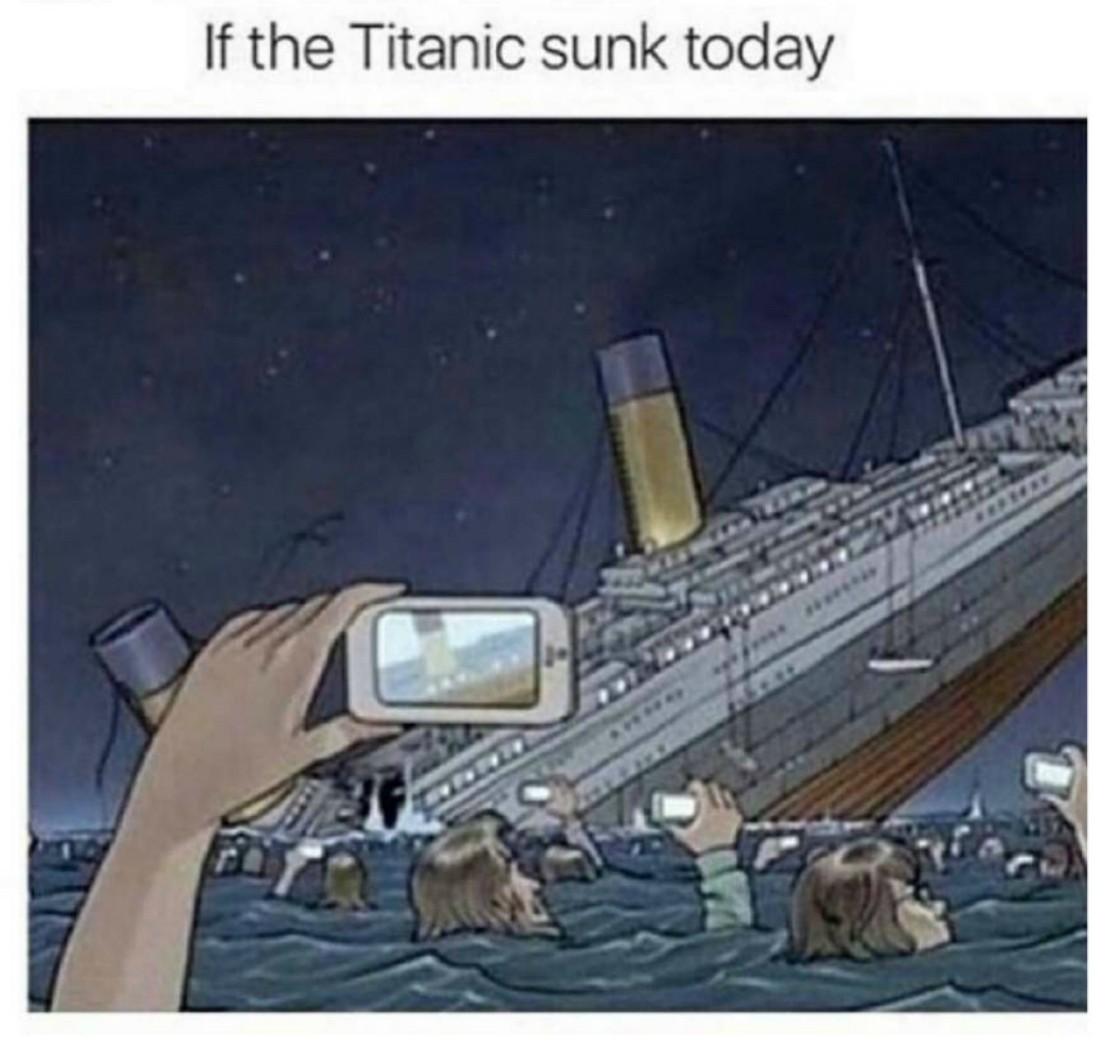 Titanic today DuxNCk