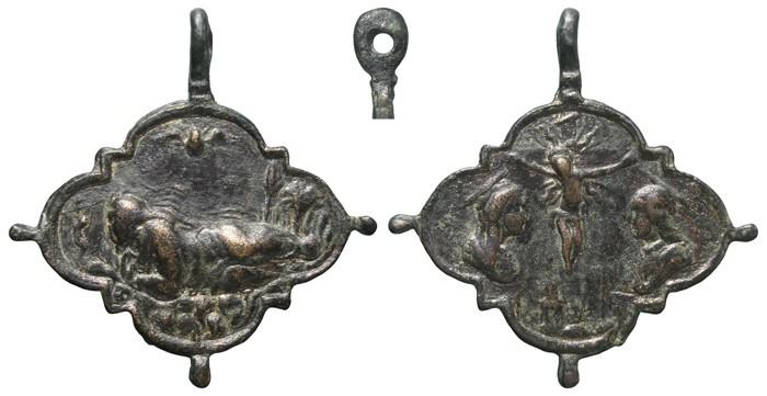 Algunas formas atípicas de medallas. HFHg9L
