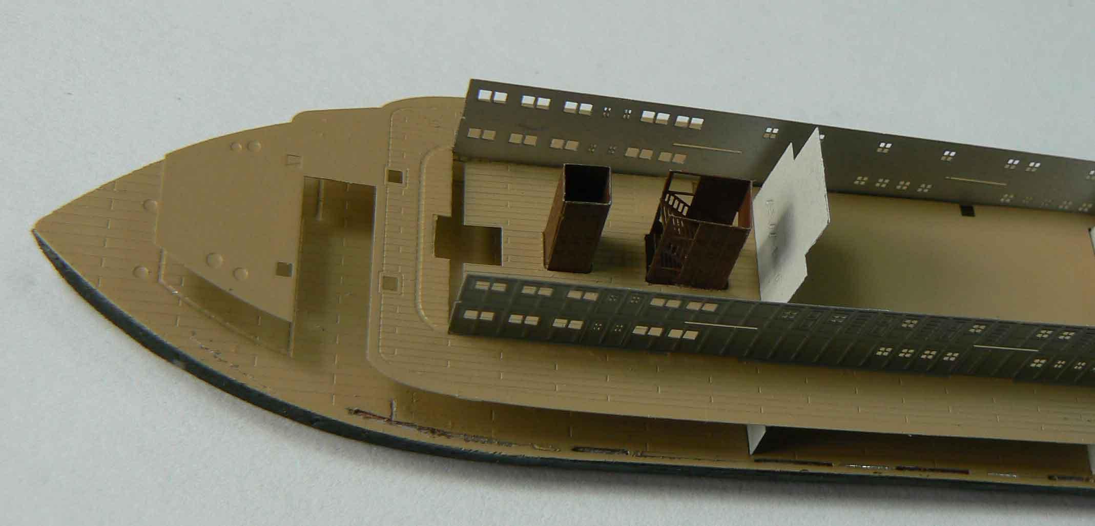 MARE ISLAND NAVAL SHIP YARD  1/700 BuvPMx