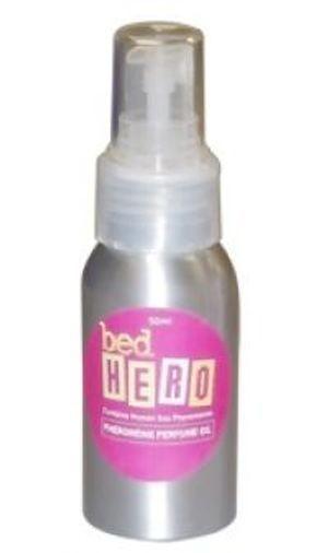 Bed Hero Pheromone cologne for men - (Attracts Women) MUxYTv