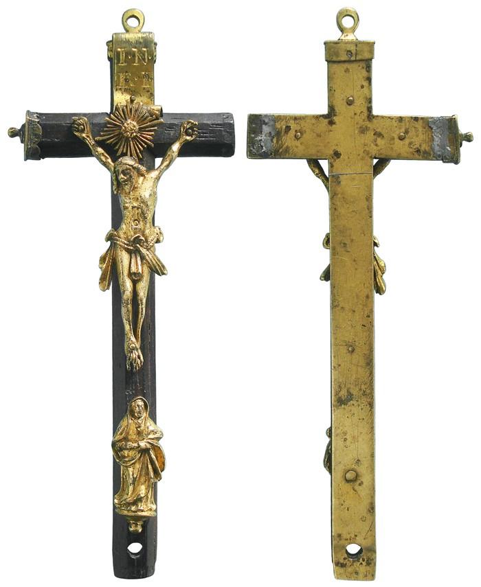 Crucifijo pectoral - CC112  MtKYA7