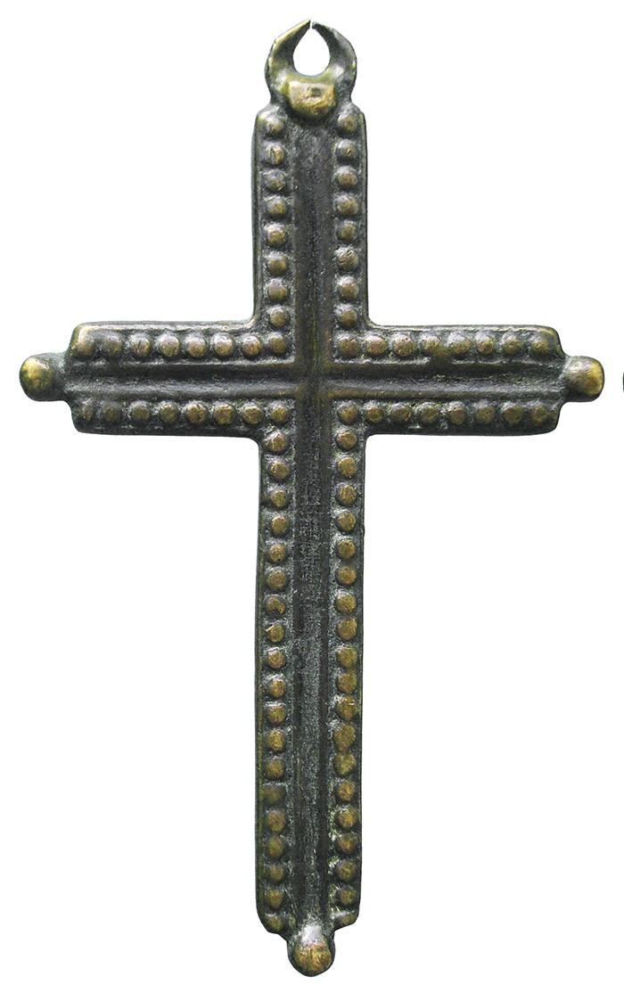 Cruz perlada - CC116  Ntzt5F