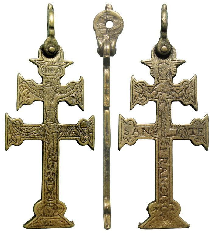 Cruz de Caravaca (reproducción) - DI038 PPP0Ju