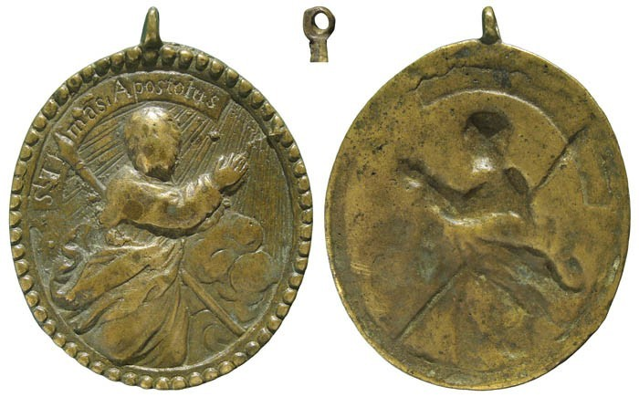 Santo Tomás Apóstol - MR520 RatTE1