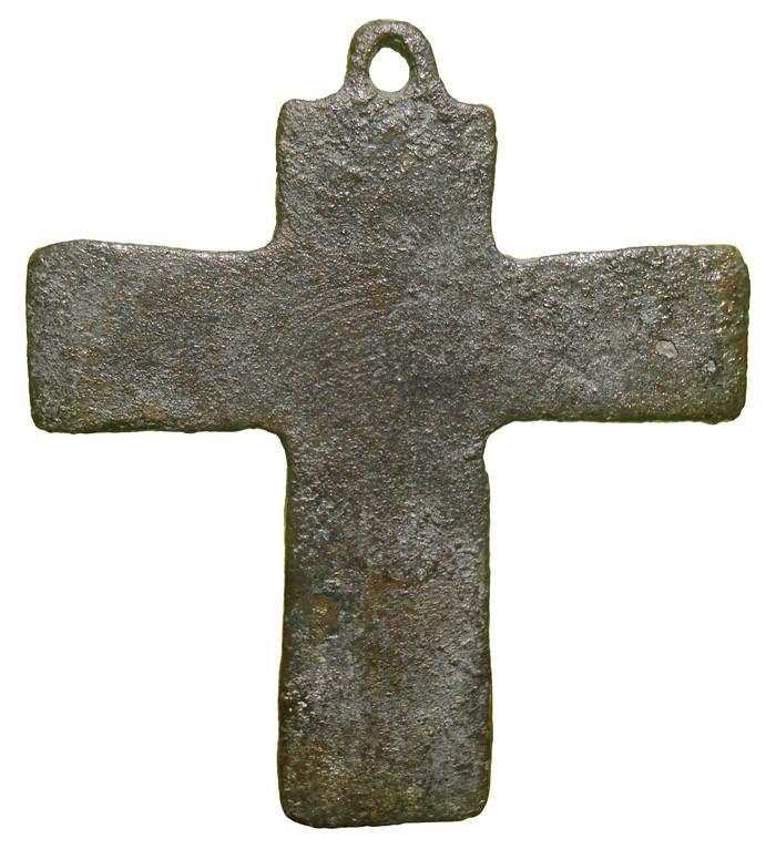Crucifijo medieval - CC105  3LStnT